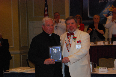 Chaplain of the Year 2014
